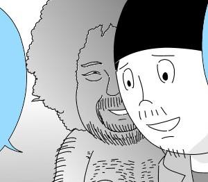 【漫画】情熱大陸への執拗な情熱 第五話「飛翔」