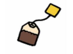 色んな紅茶のティーバッグの持つとこのやつを作ろう!