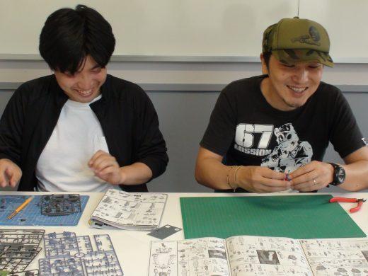 加藤・ギャラクシーのラジオKGB 023「適当に作っている人にガンプラを習う」