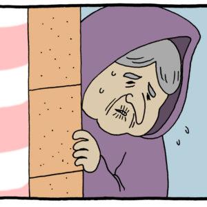 【4コマ漫画】ヘンゼルとグレーテル