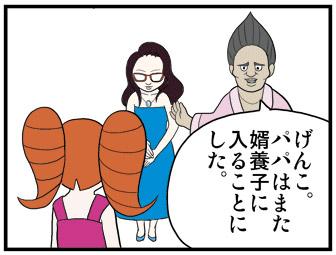 【4コマ漫画】トランジション