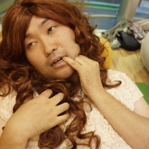 究極のほこ×たて!photoshop職人vs最凶のブス!