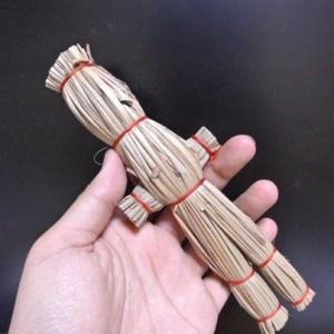 呪うのが面倒くさいから自動で藁人形に釘を打つマシンを作った