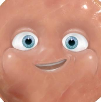 身近なものに目と口を描いてピ○サーの擬人化アニメみたいにしてみたい。
