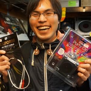 【DJ初心者必見!】日雇いWebライターの僕が、3000円以下でDJ機材を手に入れてみた