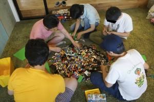 大人が改めてレゴで遊んでみた