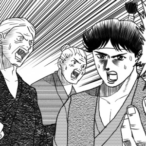【漫画】桃太郎を現代のマンガっぽく描いてみた