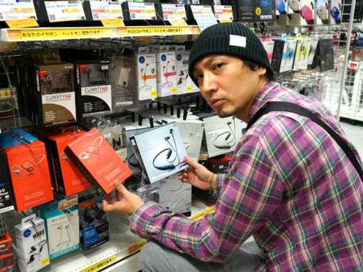 iPhone7に使いたい! 専門店におすすめBluetoothイヤホンを聞いてきた