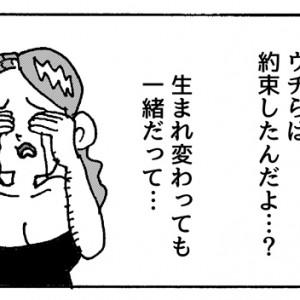 【4コマ漫画】うちらはいつもそう②