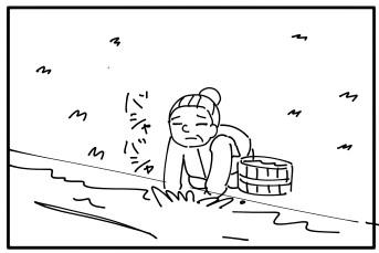【4コマ漫画】桃太郎(バグ)
