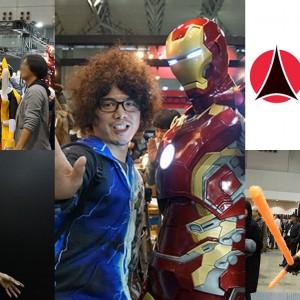 映画・漫画・ゲーム!全米オタクの祭典が日本上陸!「東京コミコン」に行ってきた