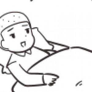 【4コマ漫画】約束