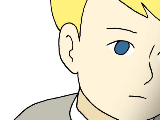 【4コマ漫画】後悔