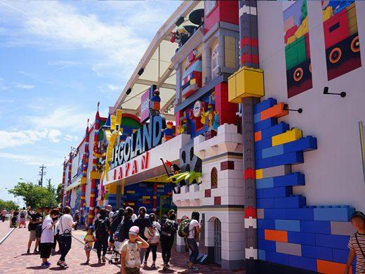 レゴランドはレゴ好きが行けば十分楽しめる