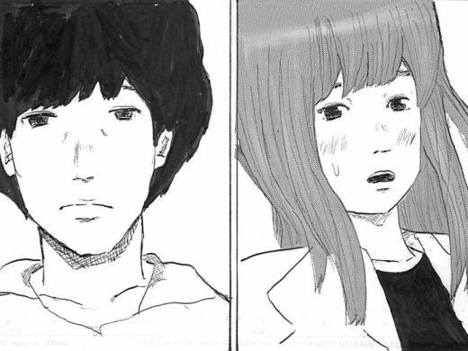 【漫画】恋に焦がれて