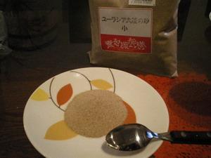 食欲 VS 砂 四大陸の砂グルメ合戦