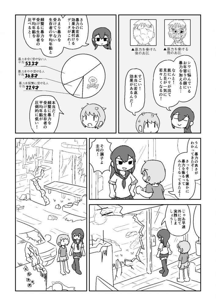 暴力啓蒙漫画_005