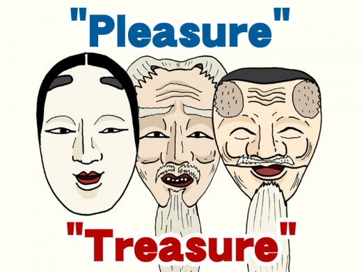 "1Pまんが The Best ""Pleasure"" & ""Treasure"""